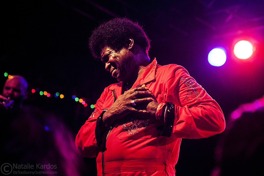 Charles Bradley and The Menahan Street Band @ Neumos, 12/06/2012