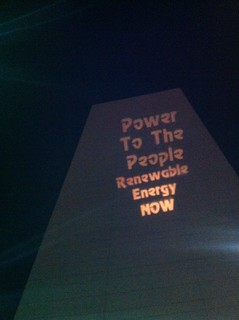 Spokane Projection on