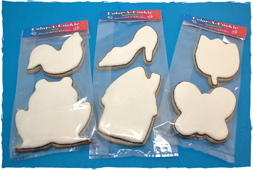 Cookie Coloring Kits