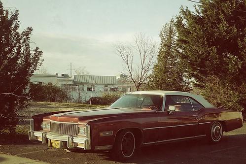 1976 Cadillac El Dorado convertible by pvera