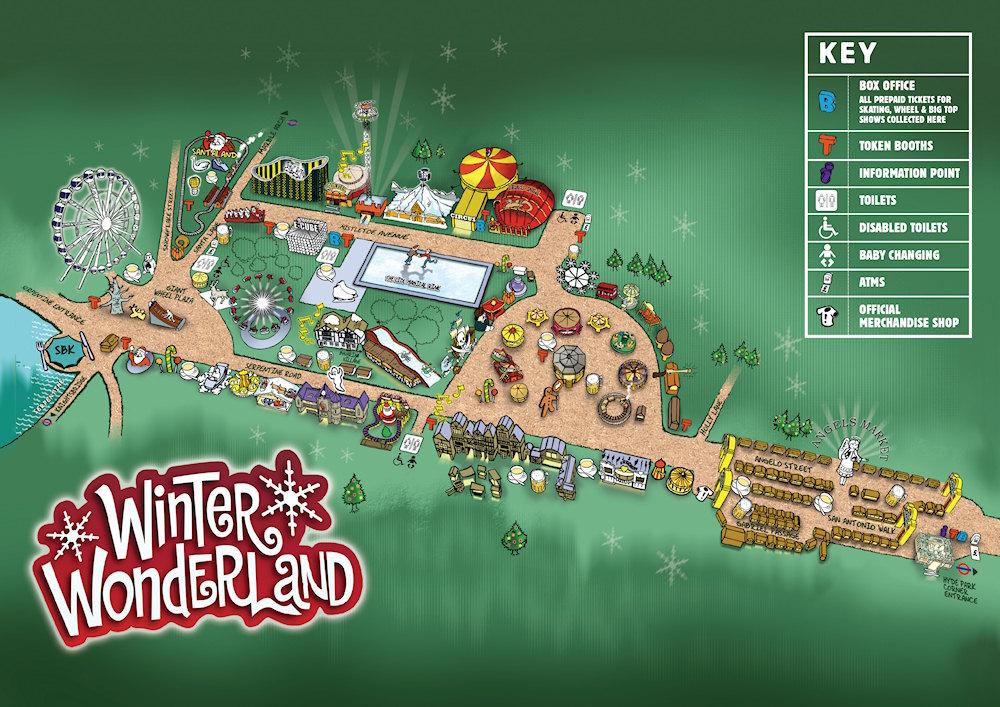 Winter Wonderland de Londres, el centro de los sueños de Navidad - 8255621124 b8782e5a0f o - Winter Wonderland de Londres, el centro de los sueños de Navidad