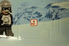 LEGO Star Wars 2012 Advent Calendar (9509) - Day 9