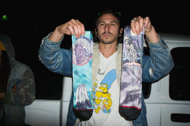 BB and the Active Slash Socks