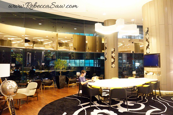 Le Meridien - New Lobby and Prime-019