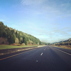 Early Oregon morning