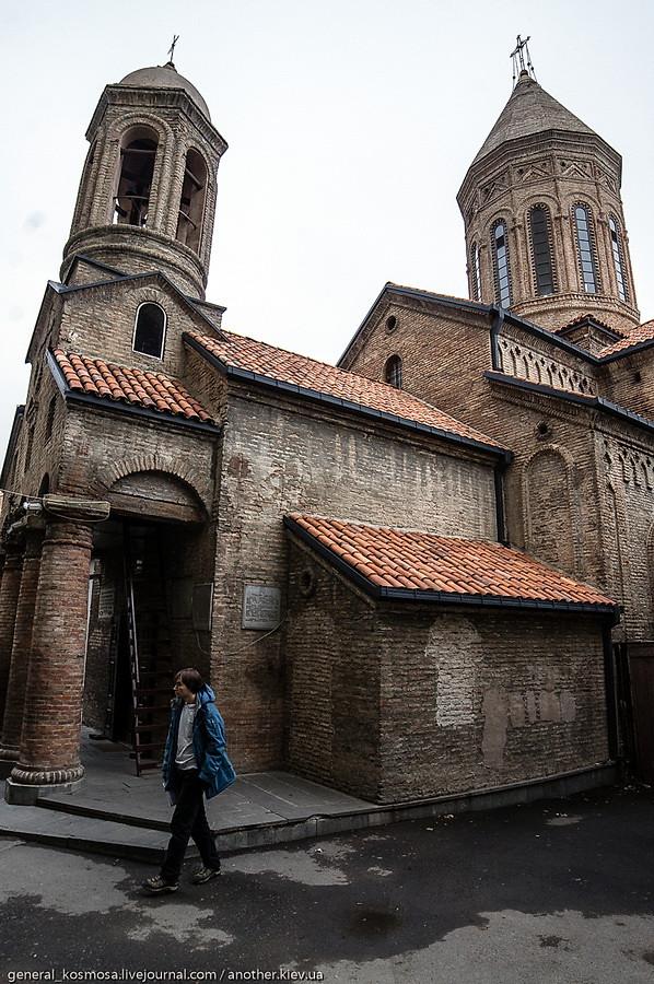 Грузия. Тбилиси.