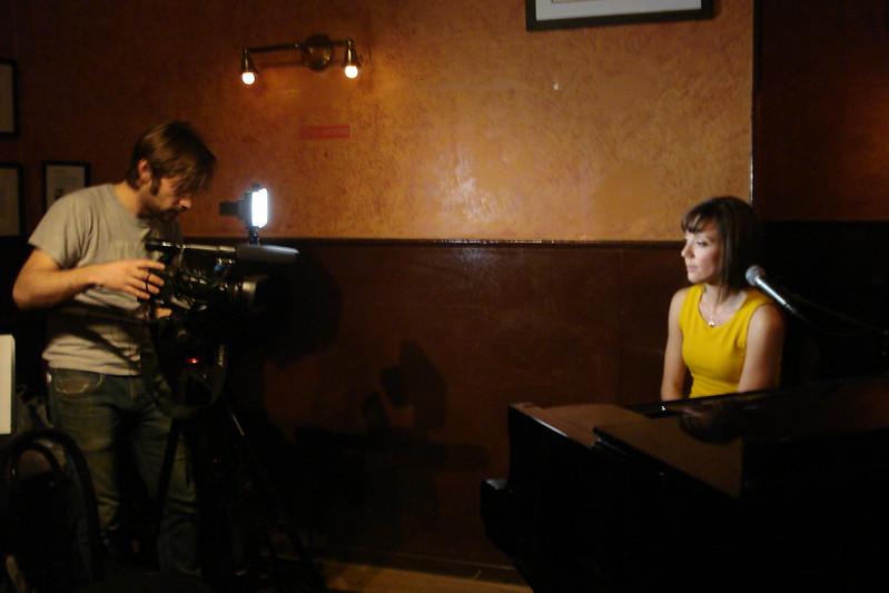reporter for TV5 Monde