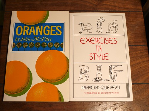 Oranges/Exercises in Style