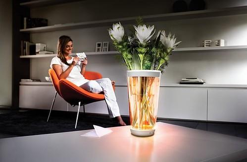 Vase-White