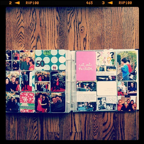 #projectlife week 50 full spread