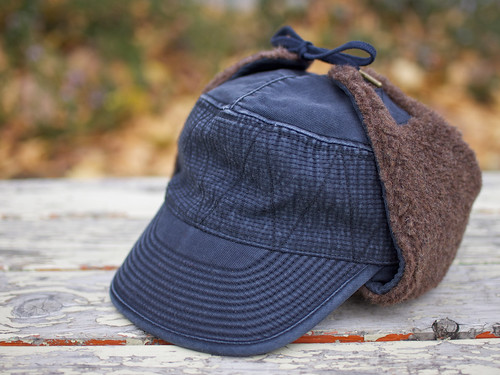 RRL / Rebel Aviator Hat