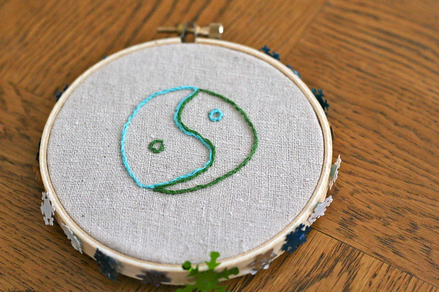 lily's yin-yang
