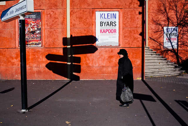 Youth Center - Fantastic Color Street Photographs