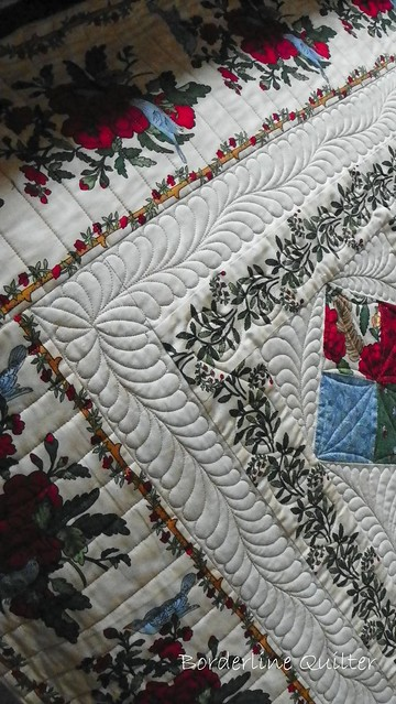 Anne's Christmas Quilt 2a