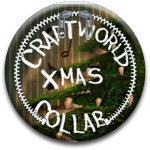Craftworld Christmas Collaboration Level Badge