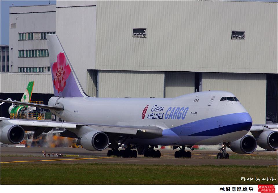中華航空B-18707貨機004