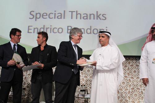 Enrico Bendoni and Mattar Al Tayer