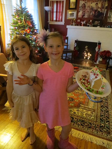 Gingerbread houses 12-19-12