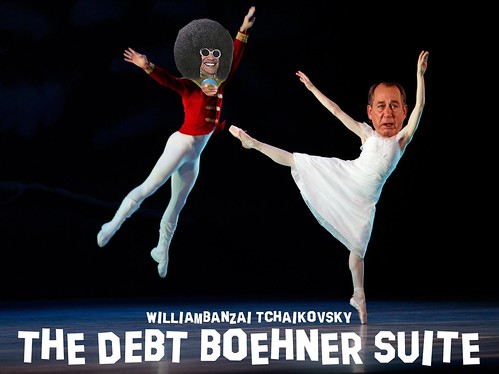 THE DEBT BOEHNER'S SUITE by Colonel Flick/WilliamBanzai7