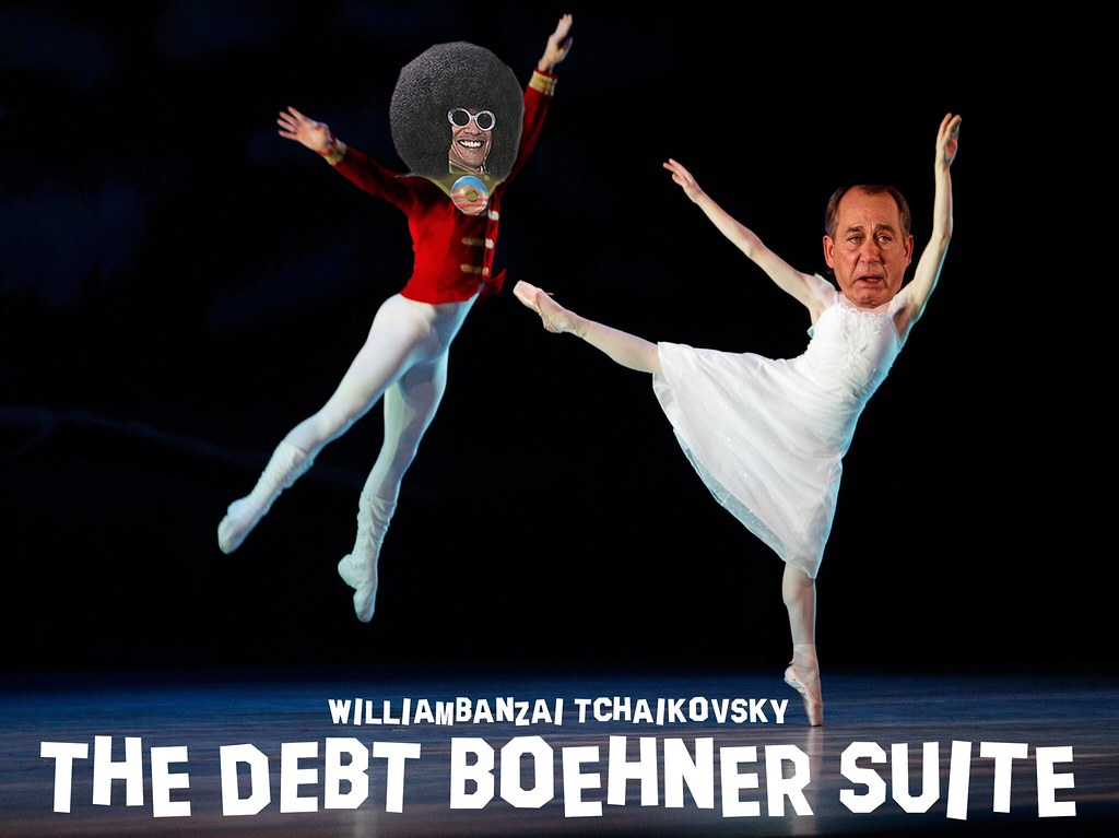 THE DEBT BOEHNER'S SUITE