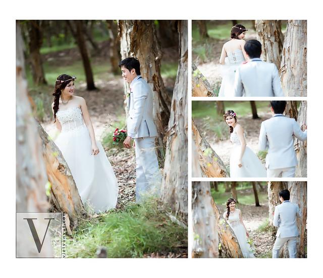 Ảnh cưới đẹp - Hồ Cốc