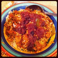 stew(0.0), produce(0.0), meat(1.0), food(1.0), dish(1.0), cuisine(1.0), jambalaya(1.0),