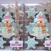 Frosty Gift Set ©Cookievonster2012 by Cookievonster