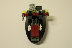 LEGO Teenage Mutant Ninja Turtles Stealth Shell in Pursuit (79102)