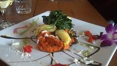 Mushroom appetizer @ Farm Country Kitchen