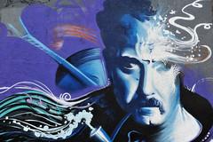 Graffitis et tags de rue..