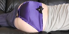 Purple Satin 06