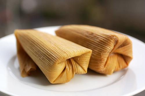 tamales from zaragoza