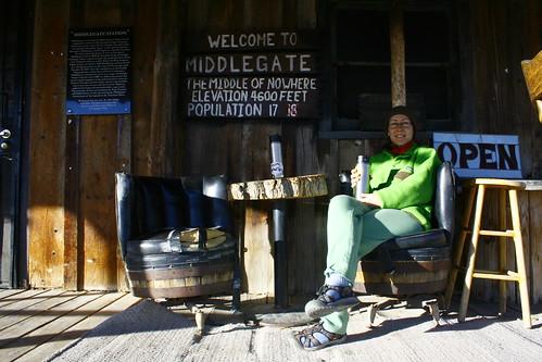 Middlegate, NV