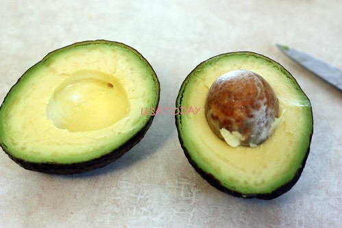 Avocado Soy Shake 酪梨豆奶 4