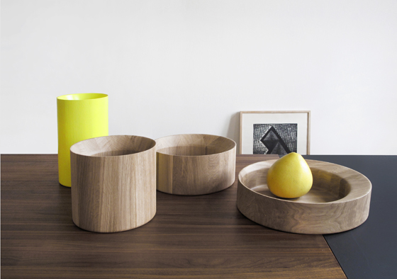 Table Shells by Dan Yeffet and Lucie Koldova
