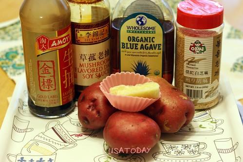 韓式馬鈴薯 Korean potato 3