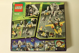 LEGO Teenage Mutant Ninja Turtles Baxter Robot Rampage (79105)