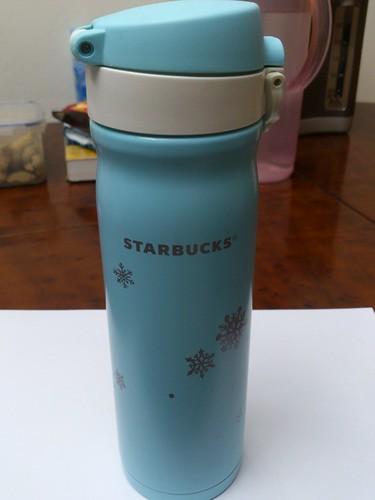 Starbucks 不鏽鋼保溫杯