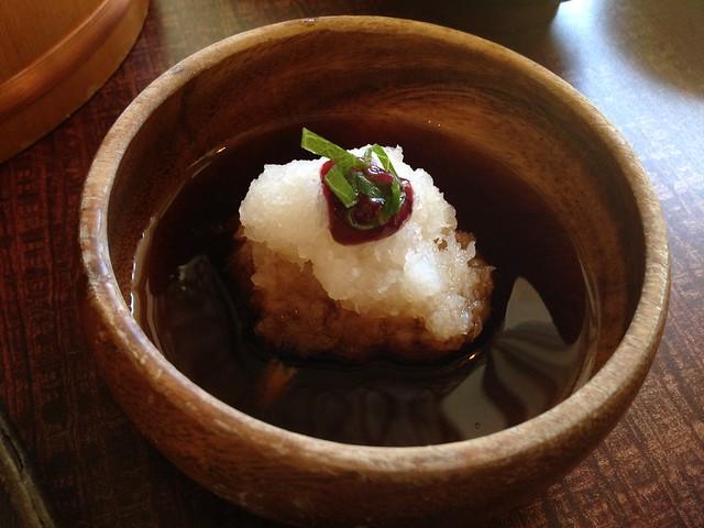 Ume shiso ponzu - Kimukatsu