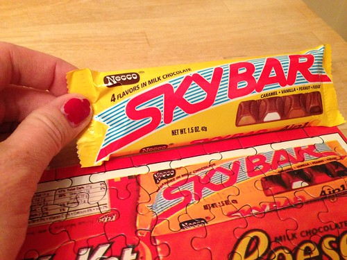 skybar!  inspired by our puzzle