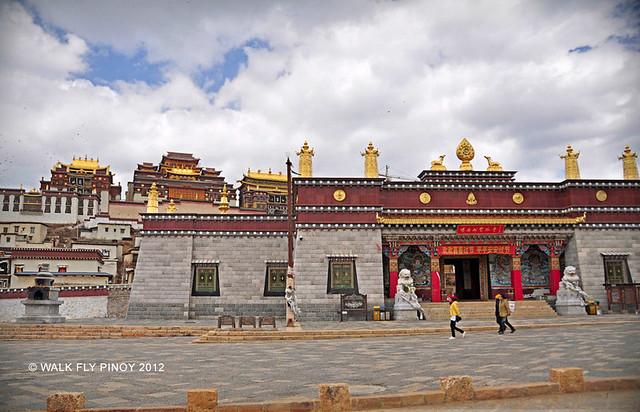 Shangri-la (Zhongdian), Yunnan, China