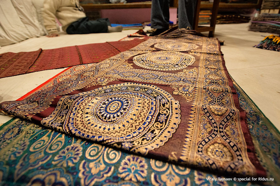 Varanasi Silk