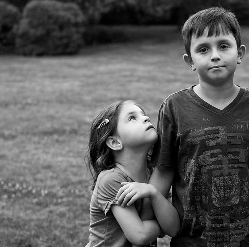 brother and sister relationship photoshop