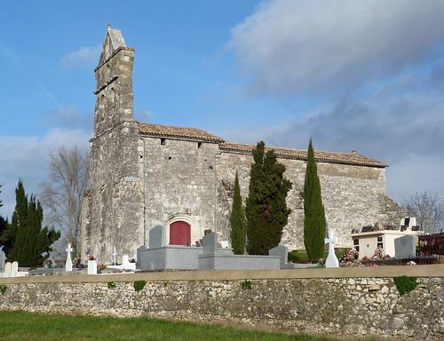 Les Leves et Thoumeyragues - Eglise Notre Dame de Thoumeyragues  02