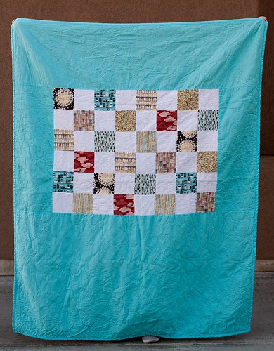 Finished BIL Quilt
