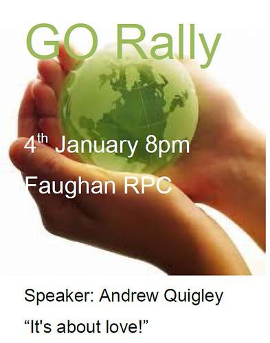 GO Rally 2013