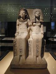 Pair Statue of Nebsen and Nebet-ta