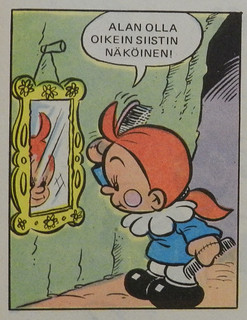 I got more Finnish Bobo comics =)