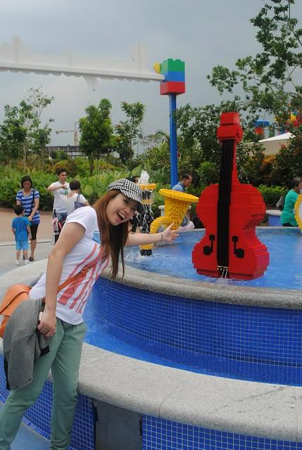 Legoland on 1 Dec 12 :)