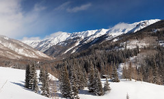 Mountains Along the 'Million Dollar Highway' (2)